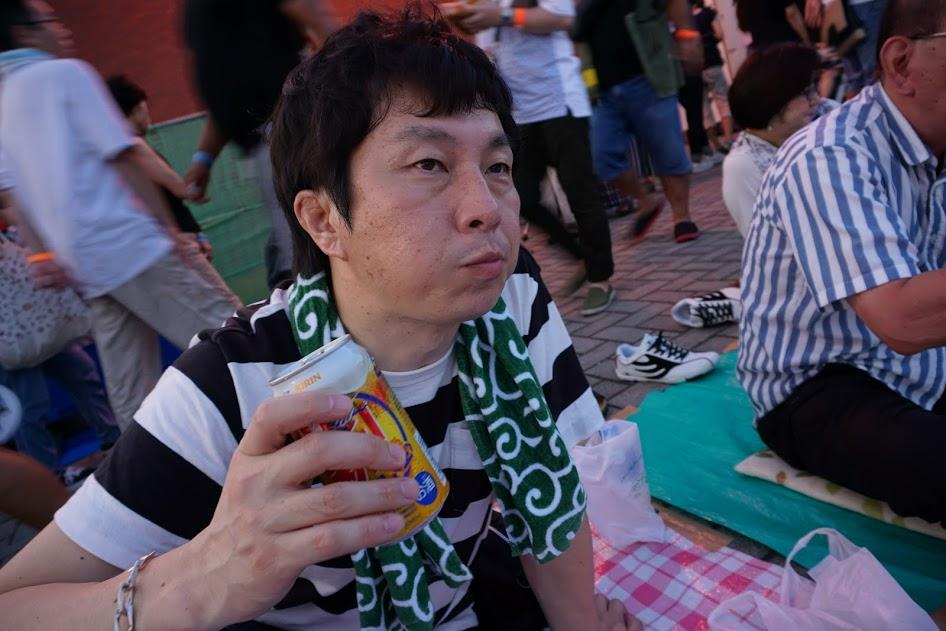 関門海峡花火大会1
